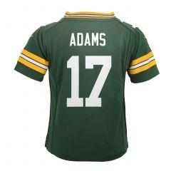 #17 Davante Adams Home Infant Game Jersey