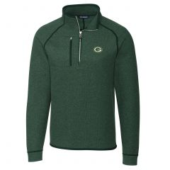 Packers Mainsail 1/2 Zip Pullover