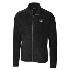 Packers Cozy Full Zip Fleece Jacket