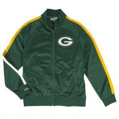 Packers Team Stripe Track Jacket