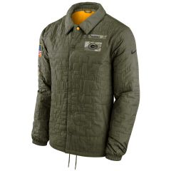 Packers 2021 Salute to Service Jacket