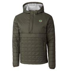 Packers Rainier Popover 1/2 Zip Jacket