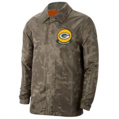 Packers Salute to Service Light-Weight Jacket