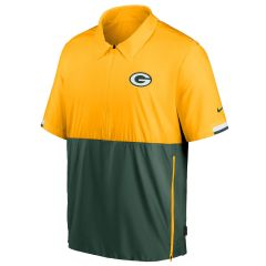 Packers Light-Weight Coaches Jacket