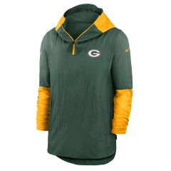 Packers Pre-Game Light-Weight Player Jacket