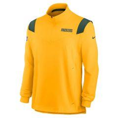 Packers Light-Weight 1/2 Zip Jacket