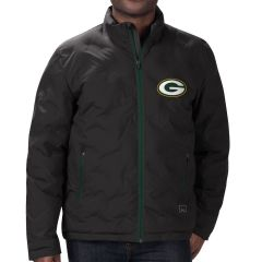 Packers MSX by Michael Strahan Quilted Jacket