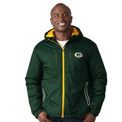 Packers Progression Hooded Parka