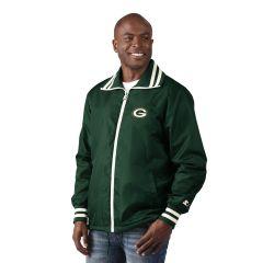 Packers The Leader Coaches Jacket