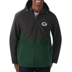 Packers Hardball Transitional Full Zip Jacket