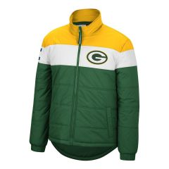 Packers In The Clutch Quilted Jacket