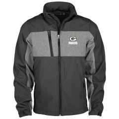 Packers Zephyr Softshell Jacket