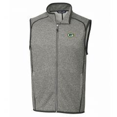 Packers Mainsail Full Zip Vest