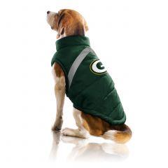 Packers Pet Puffer Vest