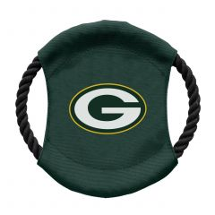 Packers Frisbee Pet Toy