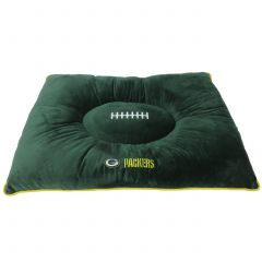 Green Bay Packers Pet Pillow Bed