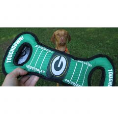 Green Bay Packers Field Tug Toy