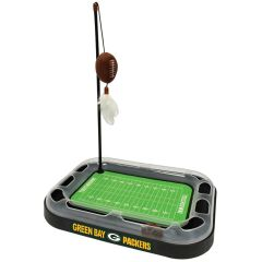 Packers Cat Scratcher Toy