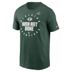 Packers 2020 Division Champs T-Shirt