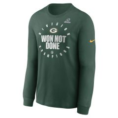 Packers 2020 Division Champs Long Sleeved T-Shirt