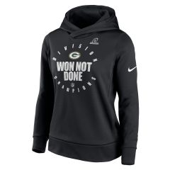 Packers 2020 Women's Division Champs Hoodie