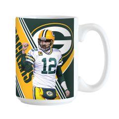 Packers Aaron Rodgers MVP 2020 Coffee Mug