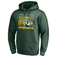 Packers Aaron Rodgers MVP 2020 PO Hoodie