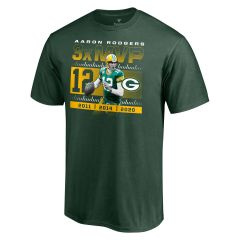 Packers Youth Aaron Rodgers MVP 2020 T-Shirt