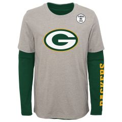 Packers Pre-School Goal Line Stand 3-in-1 T-Shirt