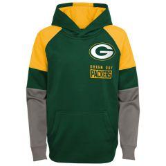Packers Pre-School Play Action PO Hoodie