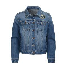 Packers Pre-School Girls Denim Jacket