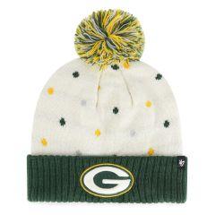 Packers '47 Pre-School Dizzy Dot Cuff Knit Hat