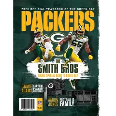 Packers 2020 Yearbook