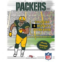 Green Bay Packers Coloring & Activity Book