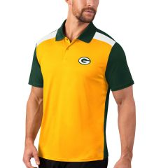 Packers MSX by Michael Strahan Challenge Polo
