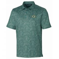 Packers Forge Paisley Heather Polo