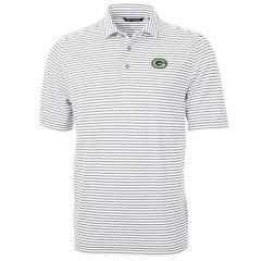 Packers Virtue Eco Pique Stripe Polo