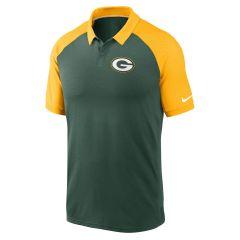 Packers Primetime Raglan Polo