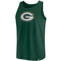 Packers Bi-Blend Primary Logo Tank Top