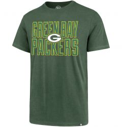 Packers '47 Bevel Super Rival T-Shirt