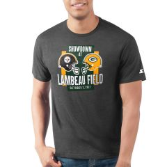 Packers vs. Steelers 10/3 Match-Up Game T-Shirt