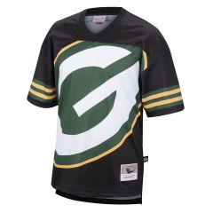 Packers Big Face Jersey Top