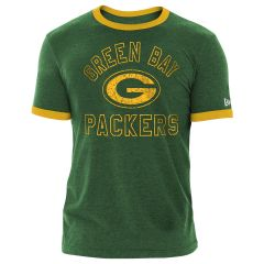 Packers Brushed Heather Ringer T-Shirt