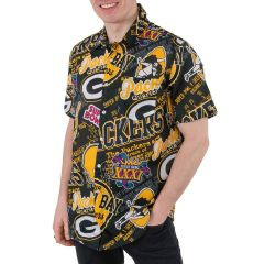 Packers Thematic Camp Shirt