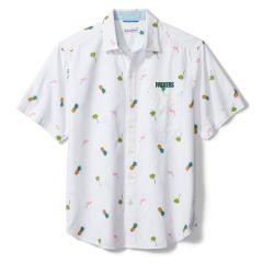 Packers Flamingo Tango Button Down Shirt