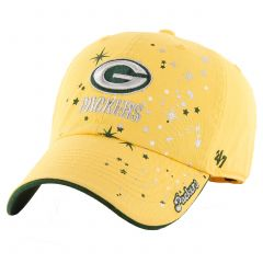 Packers Toddler '47 Stardust Clean Up Cap