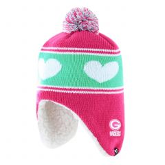 Packers Toddler '47 Lexie Knit Trapper Hat