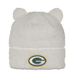 Packers Toddler Flurry Knit Hat