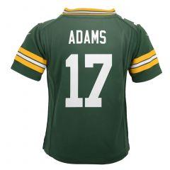 #17 Davante Adams Home Toddler Game Jersey
