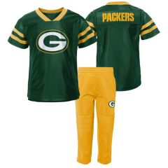 Packers Toddler Training Camp Top & Pant Set